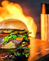 forestisland burger fotografie essen