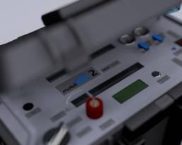 Mobil GC 3D design duesseldorf