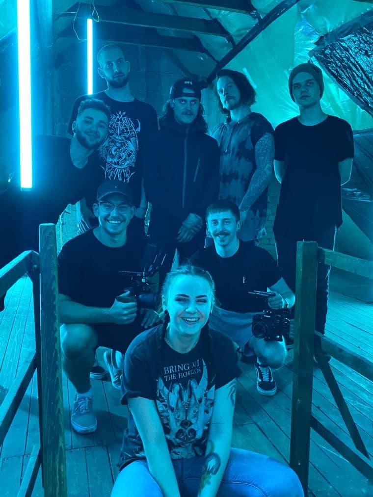forestisland river stole gods musicvideo