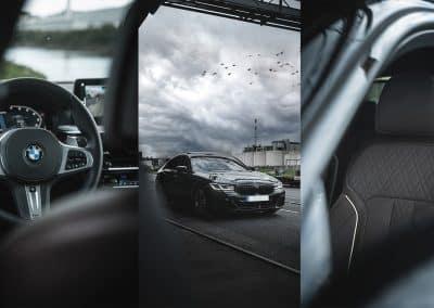 BMW M550i 2021